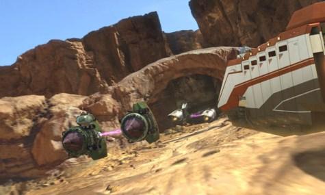Star Tours 2 Artwork Tatooine 475x285 Star Tours 2 – Startfreigabe erteilt. Guten Flug Starspeeder!
