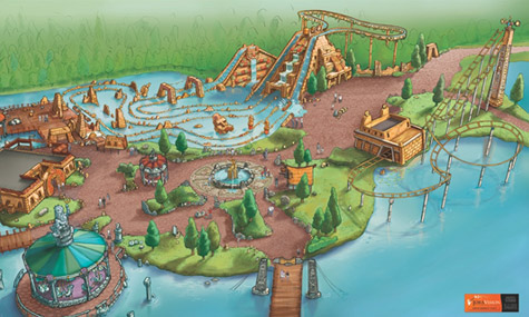 Adventure World Warsaw 02 Adventure World Warsaw   Ein 400 Mio. Euro Freizeitpark für Polen
