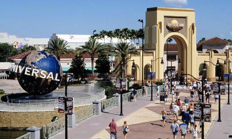 Universal Studios Orlando Resort Universal Studios Florida – Blackstone verkauft seine Anteile an Comcast