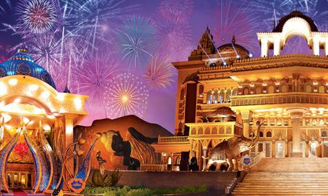 Kingdom of Dreams Disneyland Resort India   Reine Spinnerei, oder schon bald Realität?