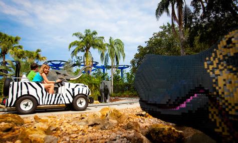 Legoland Florida Lego Safari Legoland Florida – Die Eröffnung, die Kritiken und erste Zukunftspläne