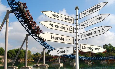 Freizeitpark Web Katalog Neu auf Airtimers: Unser Themen  und Freizeitpark Webverzeichnis