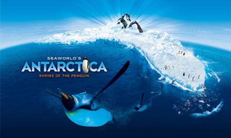 SeaWorld 2013 Antarctica SeaWorld Orlando   Erste Details zu den geplanten neuen Attraktionen