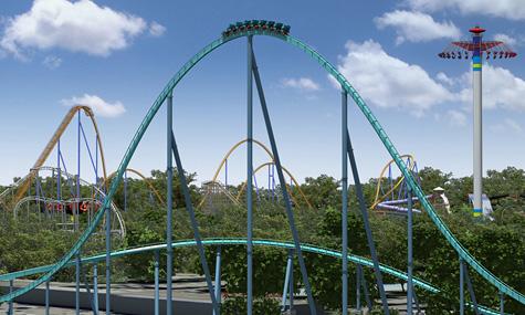 12 Leviathan Canadas Wonderland Airtimers Top25 der Freizeitpark Neuheiten 2012 – Platz 15 bis 11