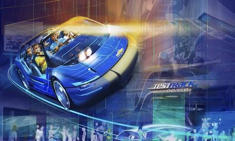 Test Track 2.0   Die Neuinterpretation des Erlebnis Auto