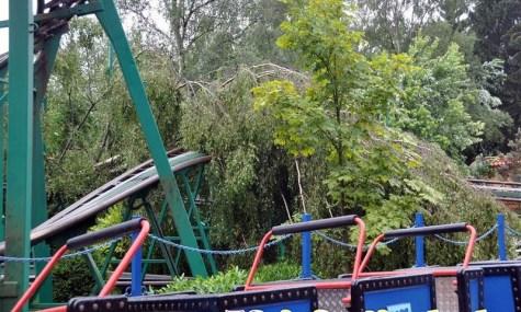 coaster geiselwind 475x285 Freizeitland Geiselwind   Eine Geisel des Windes.