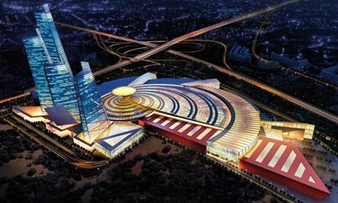 Galactica Park Moskau 01 Moskau   Steht der Metropole eine Freizeitpark Boom bevor?