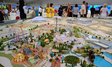 Sochi Adventure Park 01 Moskau   Steht der Metropole eine Freizeitpark Boom bevor?