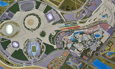 Sochi Adventure Park 03 Moskau   Steht der Metropole eine Freizeitpark Boom bevor?