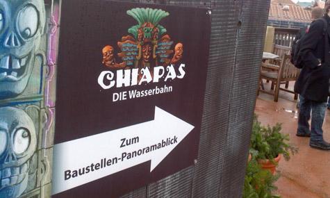 Chiapas   Neue Bilder rund um die Neuheit des Phantasialand