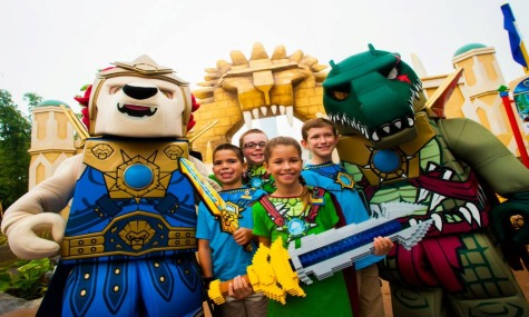 Legoland Florida World of Chima Airtimers Wochenrückblick   KW 27   Sesam öffne dich
