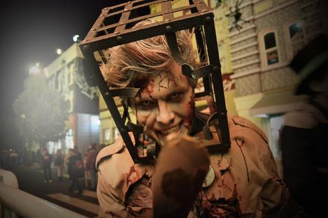 Schreck Check 2013: Fort Fear Horrorland, Fort Fun Abenteuerland