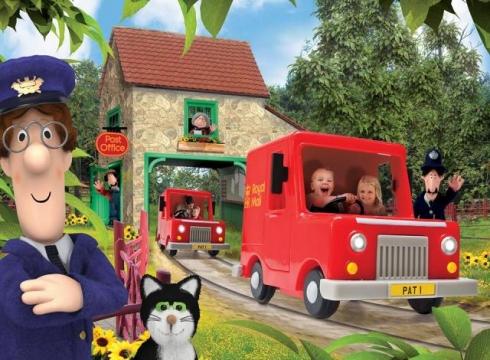 Angry Birds Adventure Park   Särkänniemi schiesst den Vogel ab!
