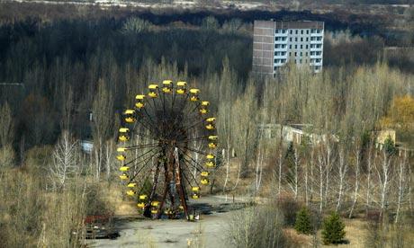 Pripyat 007 Pripyat Vergnügungspark Ukraine   Der traurigste Freizeitpark der Welt
