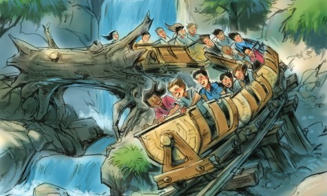 seven dwarfs zug 475x285 Heigh ho, heigh ho   die Zwerge schürfen bald in Disneys Magic Kingdom