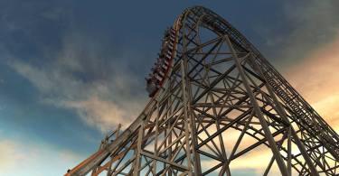 Six Flags Great America präsentiert neue spektakuläre Artworks