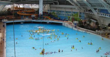 Mall Parks Teil 3: World Waterpark Edmonton