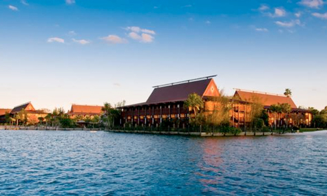 polynesian resort 4 Walt Disney World Resort Check – Disney's Polynesian Resort
