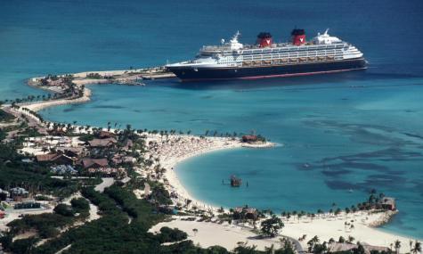 disney cruise Castaway Cay  0 475x285 Disney Cruise Line belegt erste Plätze bei Cruisers Choice Award