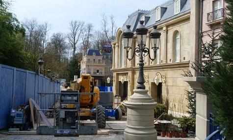 Lampen Ratatouille kurz vor Fertigstellung