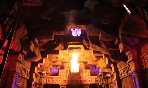 Neues aus dem Lost Temple im Movie Park Germany