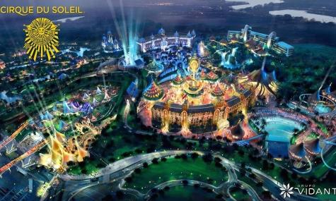 Magic World Russia   Monumentaler Freizeitpark Größenwahn in Reinkultur