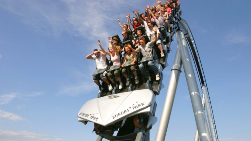 europa park silver star press Europa Park: Mit drei Neuheiten in die Jubiläumssaison 2015