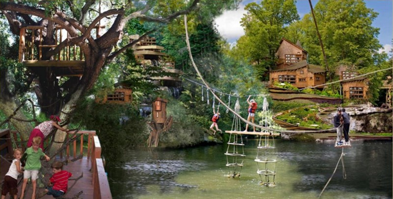 Grundstein für Naturpark Resort Villages Nature bei Disneyland Paris gelegt