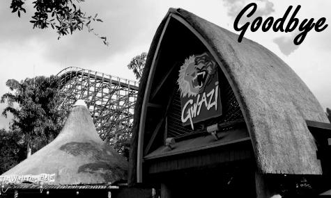 Gwazi Busch Gardens Africa 02 Airtimers Wochenrückblick KW 51   Goodbye Gwazi