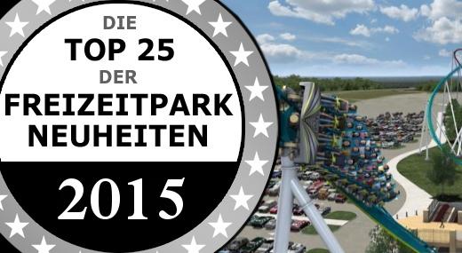 Airtimers Top 25 der Freizeitpark-N