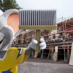 Mythos   Neues von der Achterbahn Großbaustelle im Europa Park
