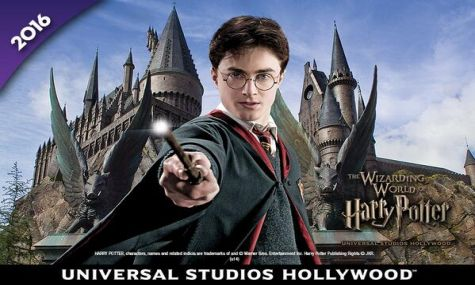 Harry Potter Fanwochenende in der Wizarding World of Harry Potter