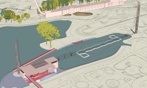 Baut Mack Rides eine feuchte Weltneuheit für Walibi Belgien?