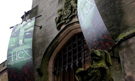 IMG 6655 Chained Oak   Die mystische Geschichte hinter Alton Towers