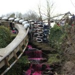 Weg frei für das Enchanted Village im Alton Towers Resort