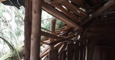 Orkan Niklas sorgt in Plohn und Belantis für schwere Stunden und Schäden