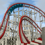 Outlaw Run   Neue Bilder zu World´s most daring Wood Coaster