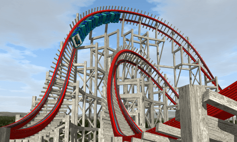 Bluegrass Boardwalk – Das Kentucky Kingdom wird 2013 wiedereröffnet