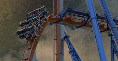 Valravn   Cedar Point baut Rekord Dive Coaster