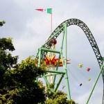 Tibidabo   ein Freizeitparkidyll mit Geschichte