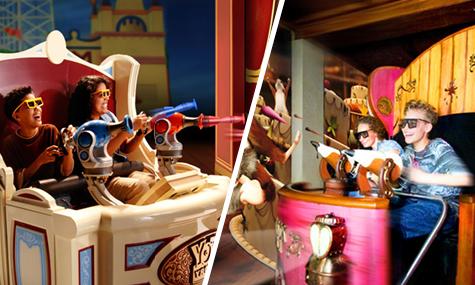 mausauchocolat vs tsmm Disneyland Resort Brühl   Wie Disney das Phantasialand inspiriert