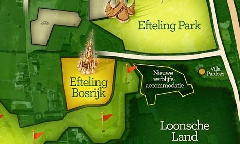 Efteling baut Dive Coaster und investiert insgesamt 36 Mio. Euro für 2015