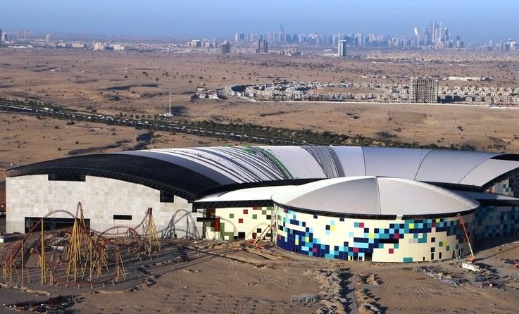 Dubai img worlds of adventure 204 Baustelle Wüste – Was gibt es Neues aus Dubai?