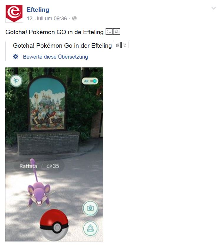 Airtimers Wochenrückblick KW 28   Pokemon Go als Marketinginstrument