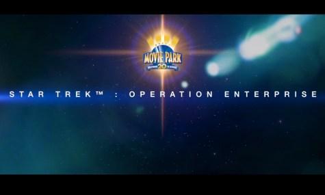 Star Trek™ Achterbahn schießt Movie Park Gäste ab 2017 in fremde Galaxien