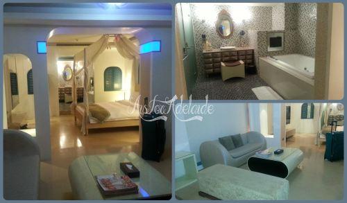 Tapei hotel room