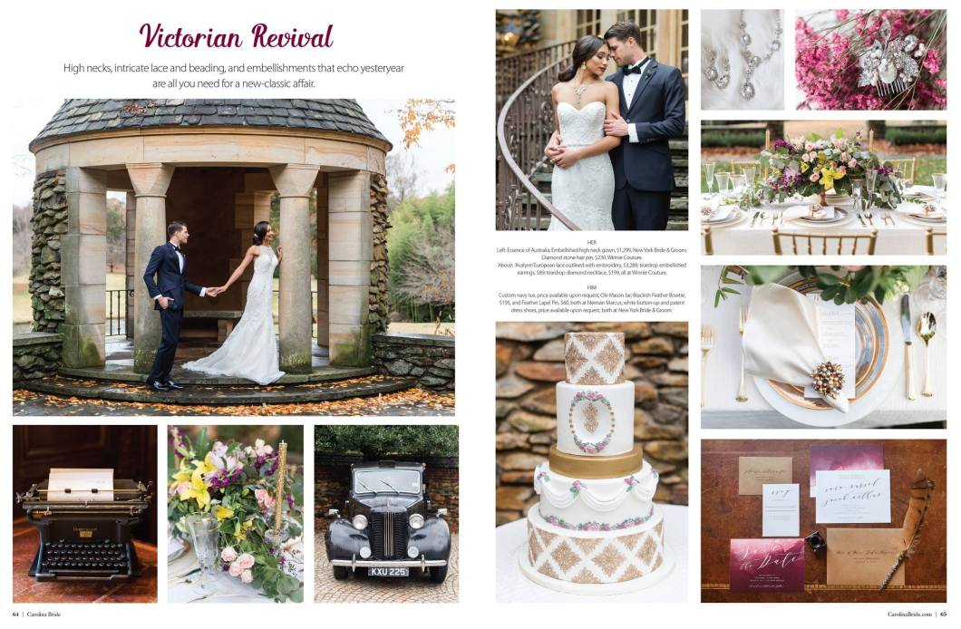 carolina bride feature 2017