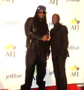 Gramps Morgan of Musical family Morgan Heritage & Maxie D