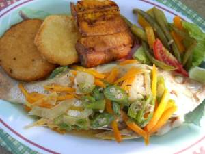 Real Authentic Jamaican Food