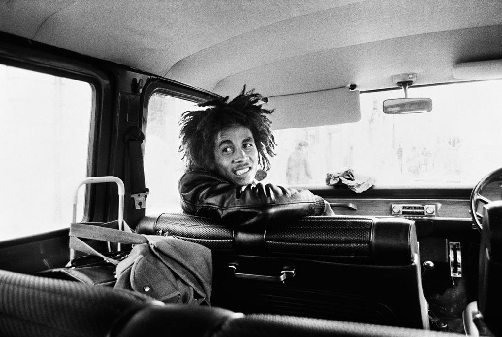 Bob Marley in 1974
